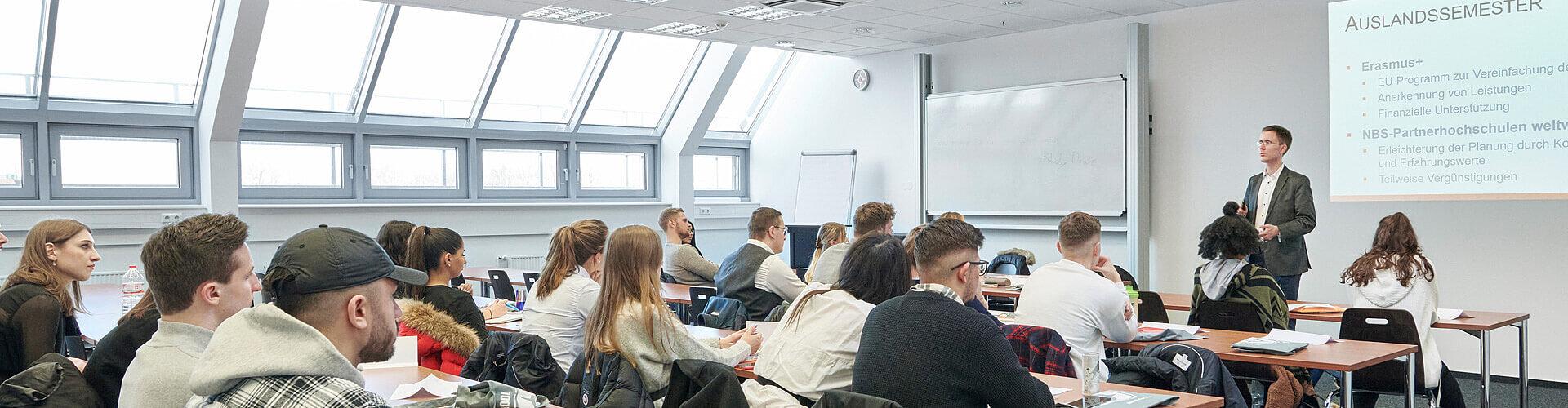Vorteile eines Studiums an der NBS in Hamburg