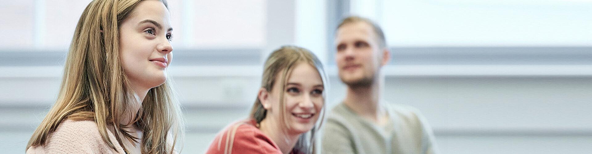Infogespräch: Studiengang kennenlernen